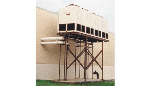 Elevated Power Tower Cooling Tower