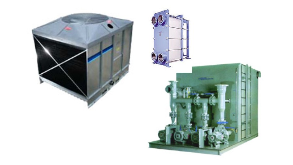 Closed Loop Cooling Tower Components