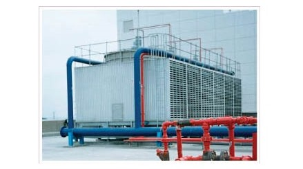Air Conditioning Cooling Towers Systems