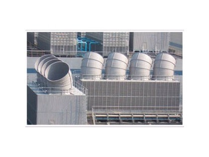 Vented Cooling Towers