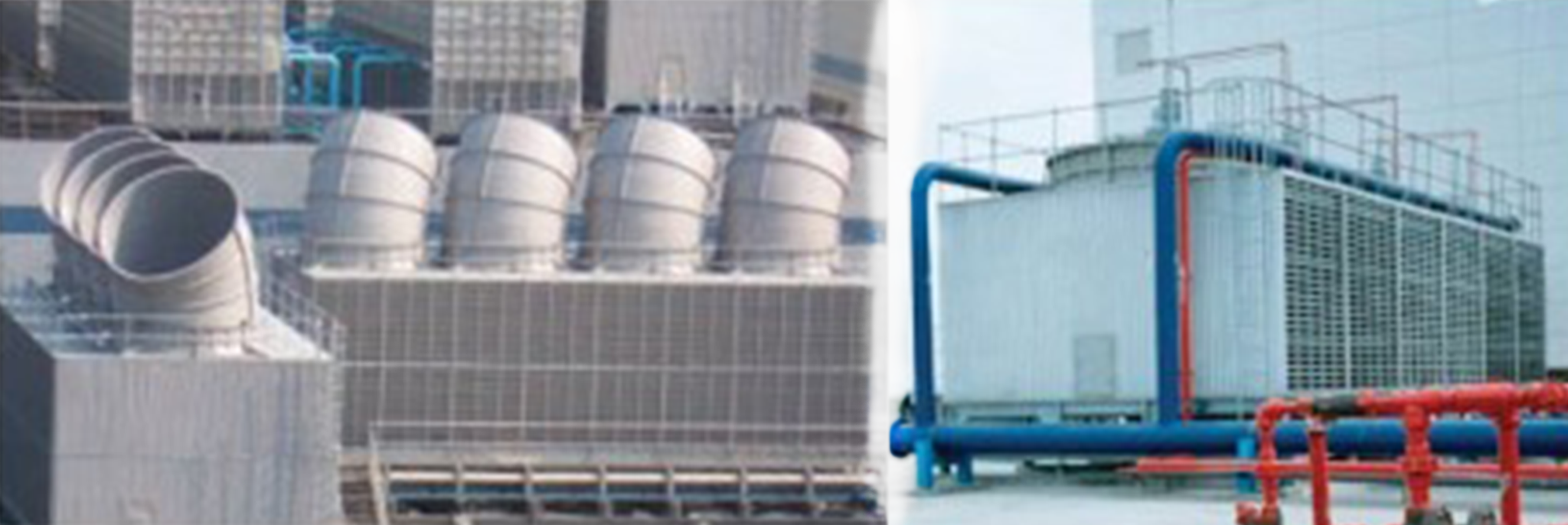 Cooling Tower Banner