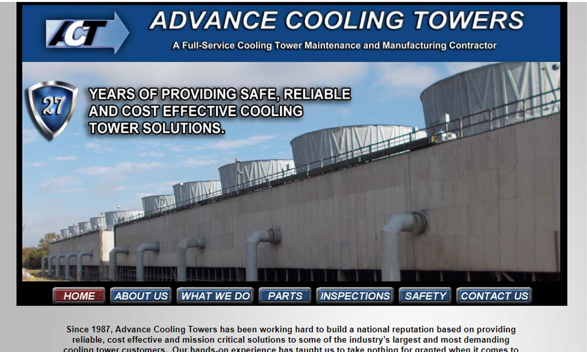 Advance Cooling Towers