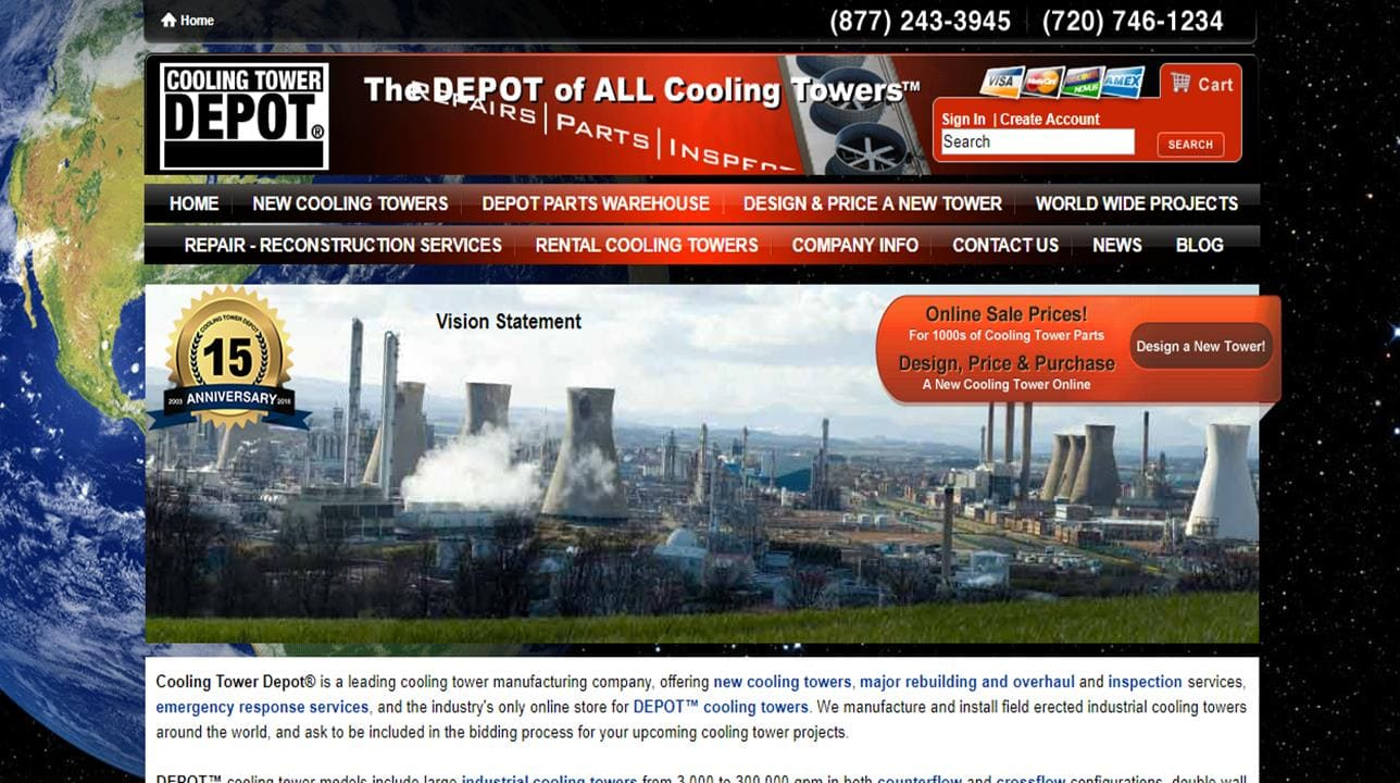 Cooling Tower Depot, Inc.