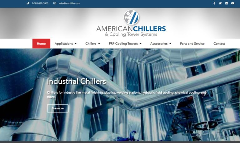 American Chillers and Cooling Tower Systems, Inc.